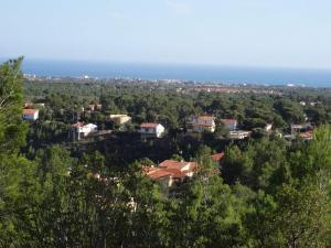 Planas et la méditerranée